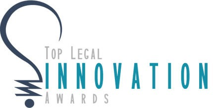 Top Legal Innovation Awards 2020 Personalized Logo