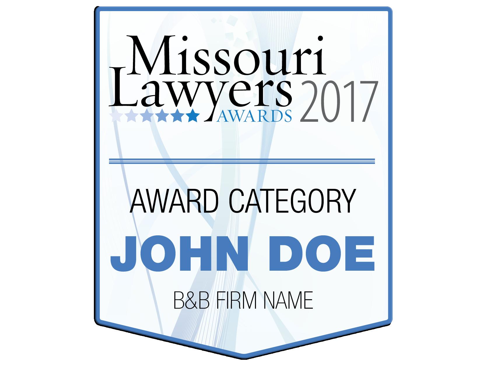 MLA 2017 Honoree Widget
