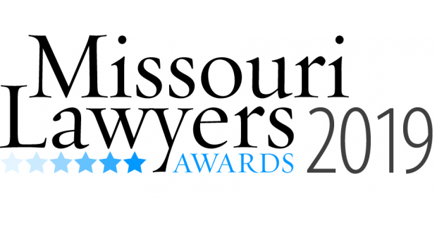 Missouri Lawyers Awards 2019 Gilded Package