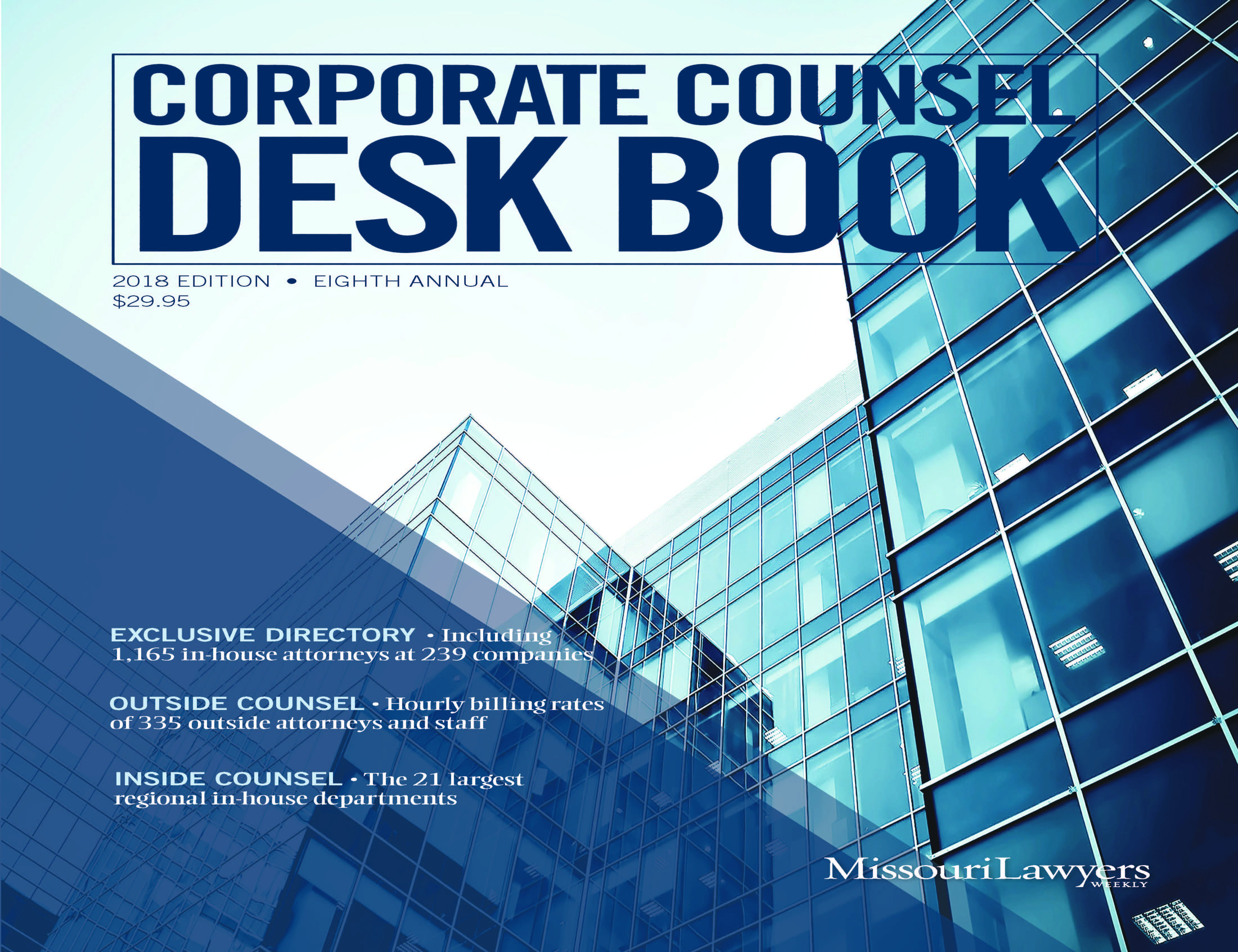 Corporate Counsel Desk Book 2018