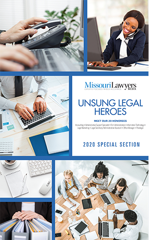 Unsung Legal Heroes Awards 2020 Program