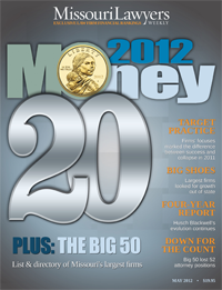 MOney20 2012 report