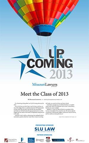 Up & Coming 2013 Downloadable Program