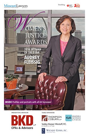 Women's Justice Awards 2016 Program