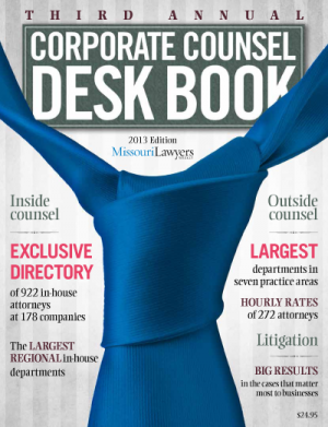 2013 Corporate Counsel Desk Book