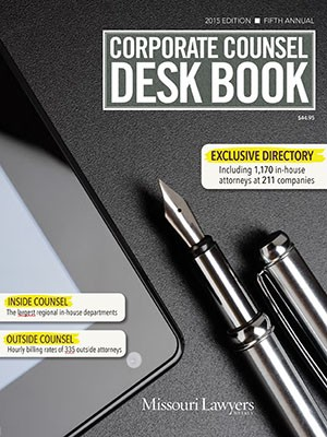 2015 Corporate Counsel Desk Book