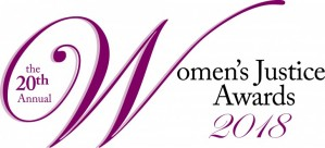 Women's Justice Awards 2018 Gilded Package