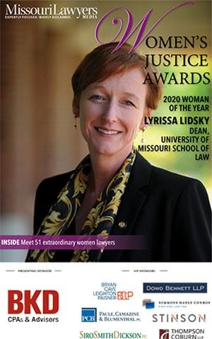 Women's Justice Awards 2020 Program
